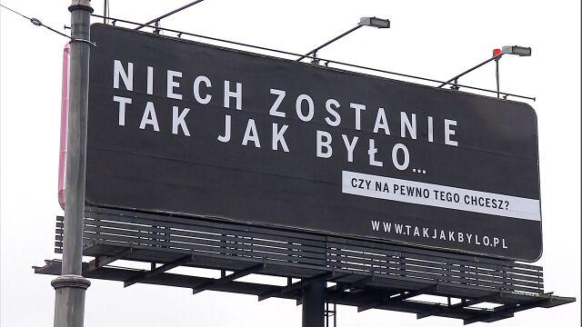 Afera billboardowa. Rada Polskiej Fundacji Narodowej domaga się wyjaśnień od jej zarządu