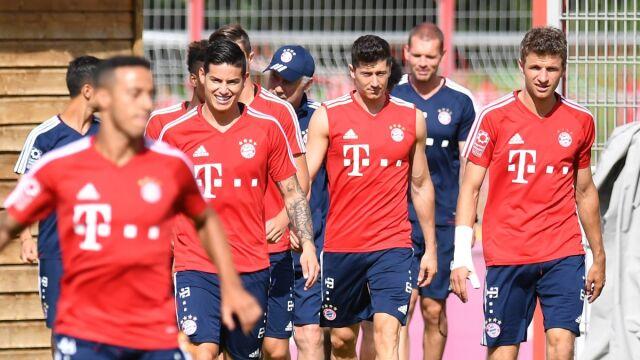 Lewandowski nie zawiódł, Bayern i tak nie dał rady Arsenalowi