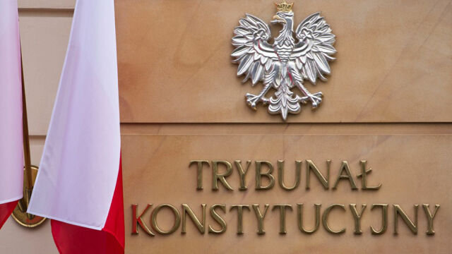 Szef nowej KRS: to problem, że sędziami Trybunału Konstytucyjnego zostają politycy