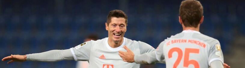 Lewandowski strzelił każdemu rywalowi w lidze. Zobacz, jak został liderem klasyfikacji