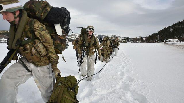 800 brytyjskich komandosów trafi  do Arktyki. W planach stała baza