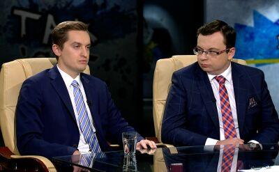Bój o Warszawę: dyskusja Kaleta - Kaczyński
