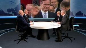 Lewicki, Menkiszak i Zalewski wspominają George'a H.W. Busha