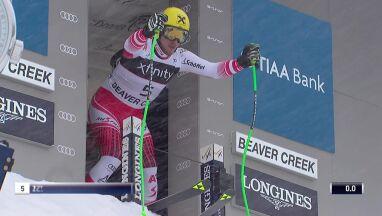 Austriak Franz wygrał supergigant w Beaver Creek