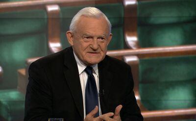 """Leszek Miller w """"Faktach po Faktach"""" o komisji śledczej w sprawie KNF"""