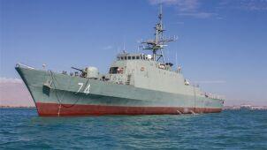 Teheran wysyła swój najlepszy niszczyciel do Zatoki Adeńskiej