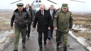 Putin: Rosja wstrzymuje udział w INF. Rozpocznie prace nad nowymi pociskami