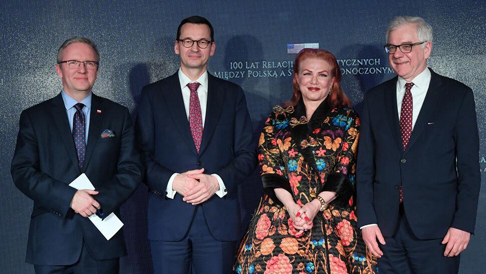"""""""Więź pomiędzy Polską a USA jest więzią nierozerwalną"""""""