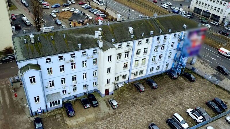 Grunty spółki Srebrna na dawnych gruntach Planowano budowę wieżowca na gruntach przejętych po PRL