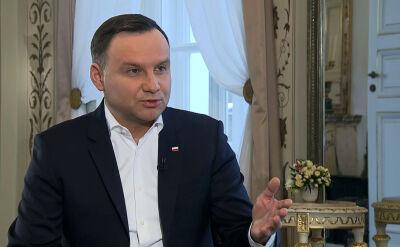Prezydent o sprawie Józefa Piniora
