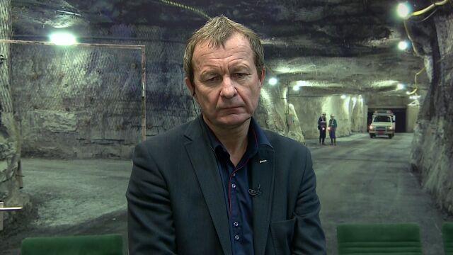 Dyrektor kopalni Rudna: zlokalizowane sygnały z nadajników górników
