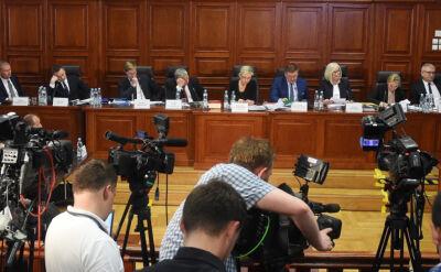Zembaczyński próbuje skłonić Katarzynę P. do zeznawania. Ona odmawia