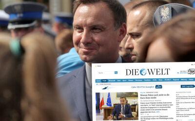 Prezydent Duda odwiedzi w piątek Berlin