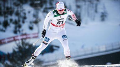 Kibicowała polskiej mistrzyni. Biegi narciarskie mogą mieć z niej mnóstwo radości