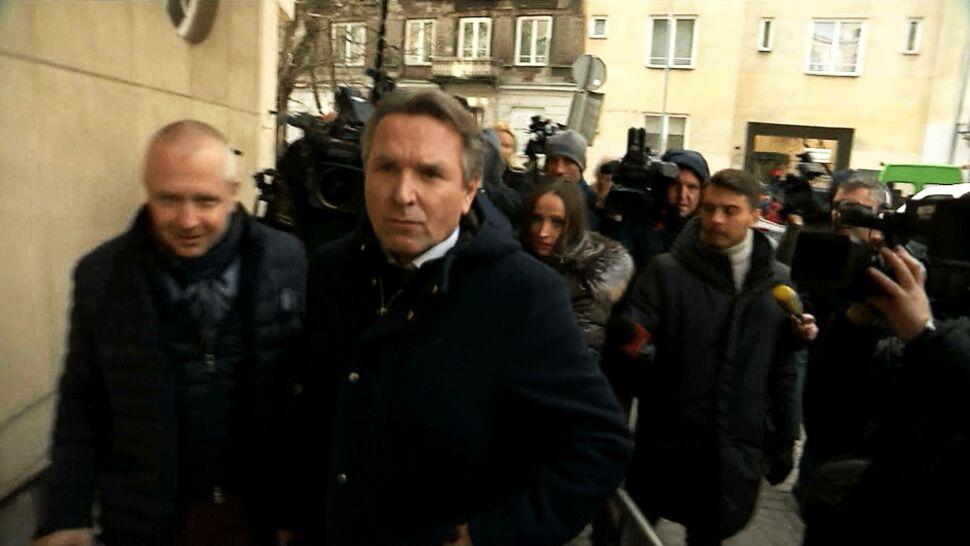 Przesłuchanie austriackiego biznesmena przerwane po sześciu godzinach