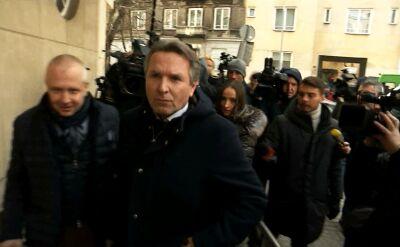 """Austriacki biznesmen z """"taśm Kaczyńskiego"""" w prokuraturze"""