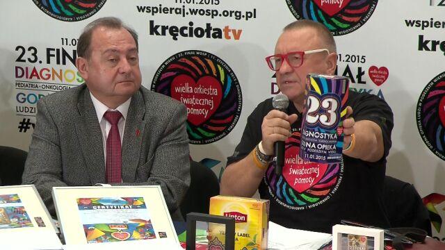 Owsiak: Żądam, aby hejterzy nam nie przeszkadzali