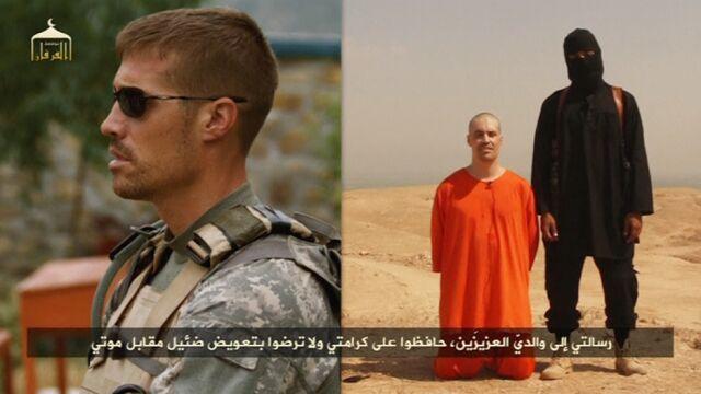 Okrutna egzekucja, nagranie w internecie. Dżihadyści ścięli amerykańskiego dziennikarza
