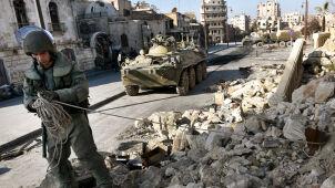 Za służbę w Syrii dostał Order Zasługi. Ważny rosyjski generał skazany za kradzież