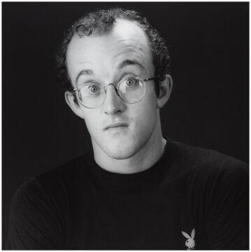 Keith Haring, 1958