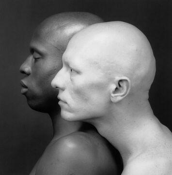 Ken Moody and Robert Sherman, 1984