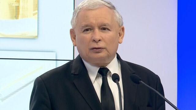Kaczyński chce specustawy smoleńskiej. Porównuje katastrofę do zamachów na WTC