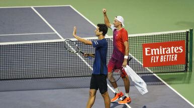 Awans do półfinału w Szanghaju dał Kubotowi i Melo Finały ATP