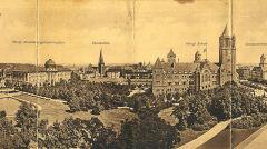 Magazyn przybylski | Panorama Dzielnicy Cesarskiej w Poznaniu