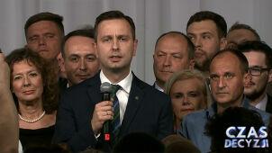 Kosiniak-Kamysz: to wielki mandat zaufania dla racjonalnego centrum