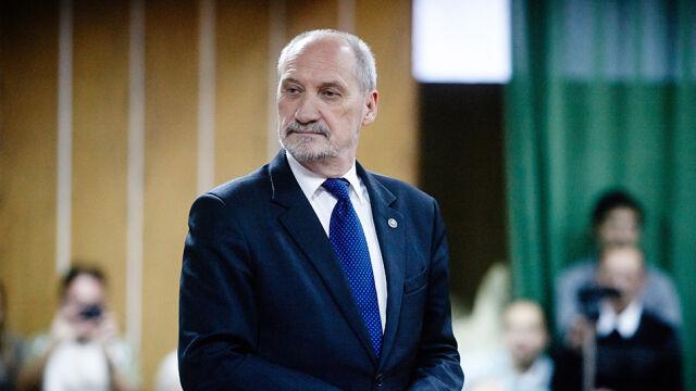 Macierewicz: moje wystąpienie w Sejmie skupi się na najważniejszych wartościach