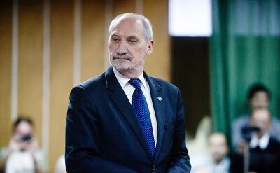 Prezydent wyznaczył Macierewicza na marszałka seniora Sejmu