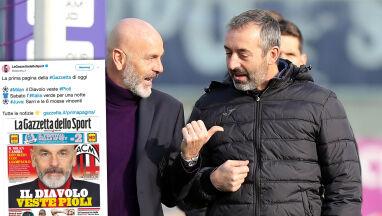 Nowy kandydat na trenera Piątka w Milanie.