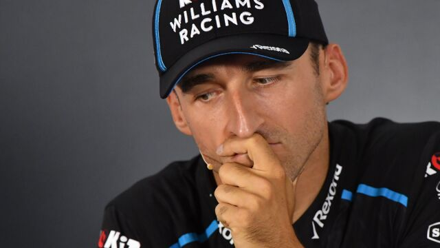 """Racing Point chce Kubicę. """"Wspaniale byłoby go mieć w zespole"""""""