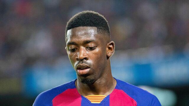 """Zawieszony za """"jesteś słaby"""" do sędziego. Cios dla Barcelony przed El Clasico"""