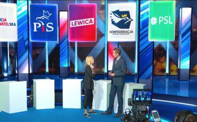 Monika Olejnik o debacie wyborczej w TVN24