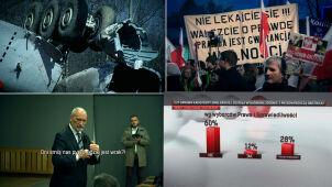 Cisza w sprawie katastrofy smoleńskiej