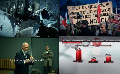 Rząd milczy w sprawie katastrofy smoleńskiej