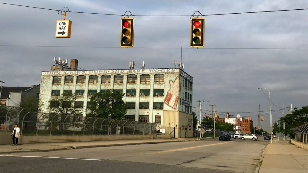 Ulice Detroit