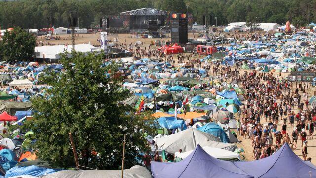 Owsiak podsumował tegoroczną edycję Pol'and'Rock Festival