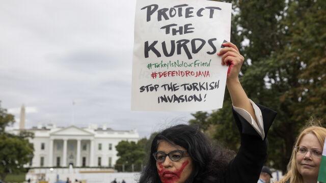 Zaniepokojenie wycofaniem wojsk USA z Syrii. Decyzję Trumpa krytykują też republikanie