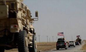 USA wycofują oddziały z północnej Syrii (wideo archiwalne)