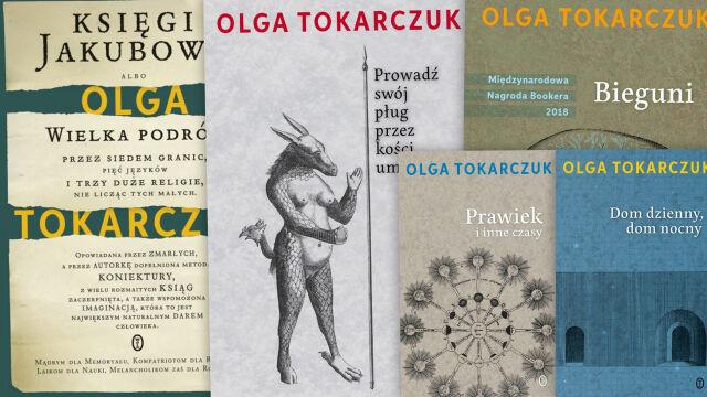 Olga Tokarczuk Bieguni Księgi Jakubowe I Inne Książki