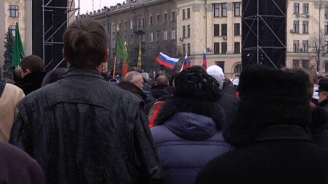 Mieszkanka Charkowa: w mieście było bardzo niespokojnie
