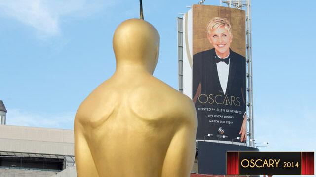 Oscar nie jest najważniejszą nagrodą na świecie?