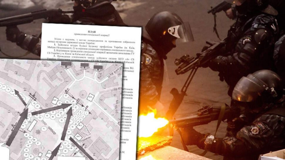 """Fala"" i ""Bumerang"", doradca z Rosji. Kulisy szturmu na Majdan"