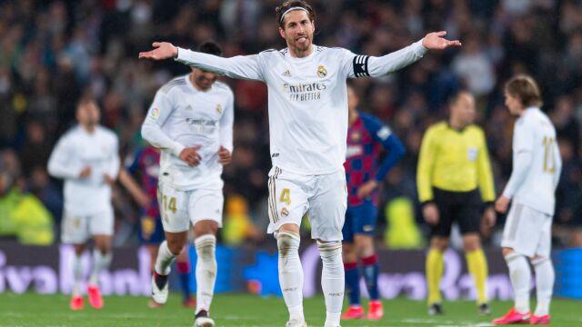 """Kapitan Realu Madryt nawołuje do gry. """"Kraj potrzebuje futbolu"""""""