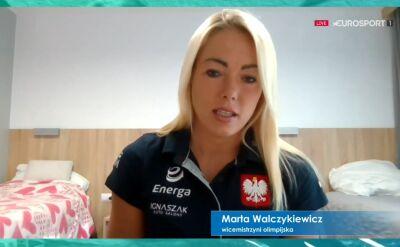 Marta Walczykiewicz o zgrupowaniu w Wałczu