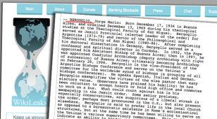 Wikileaks o kard. Bergogliu: Przynależność do jezuitów może działać przeciwko niemu