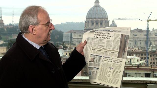 O czym donosi środowa włoska prasa?