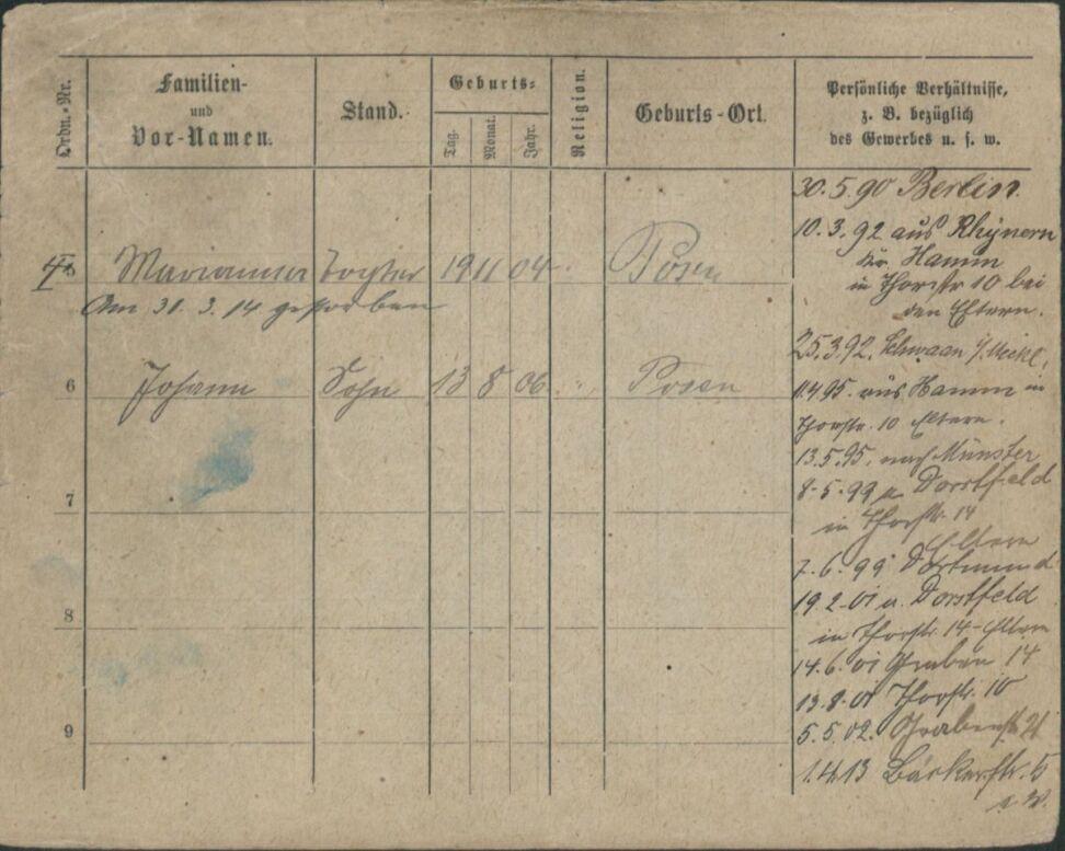 Ludwik Kaźmierczak był nieślubnym dzieckiem Anny Kaźmierczak i Ludwika Wojciechowskiego